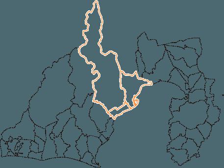 対応エリア静岡市含む近郊エリア