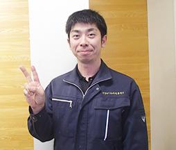 株式会社関森工務店 佐藤チーフ