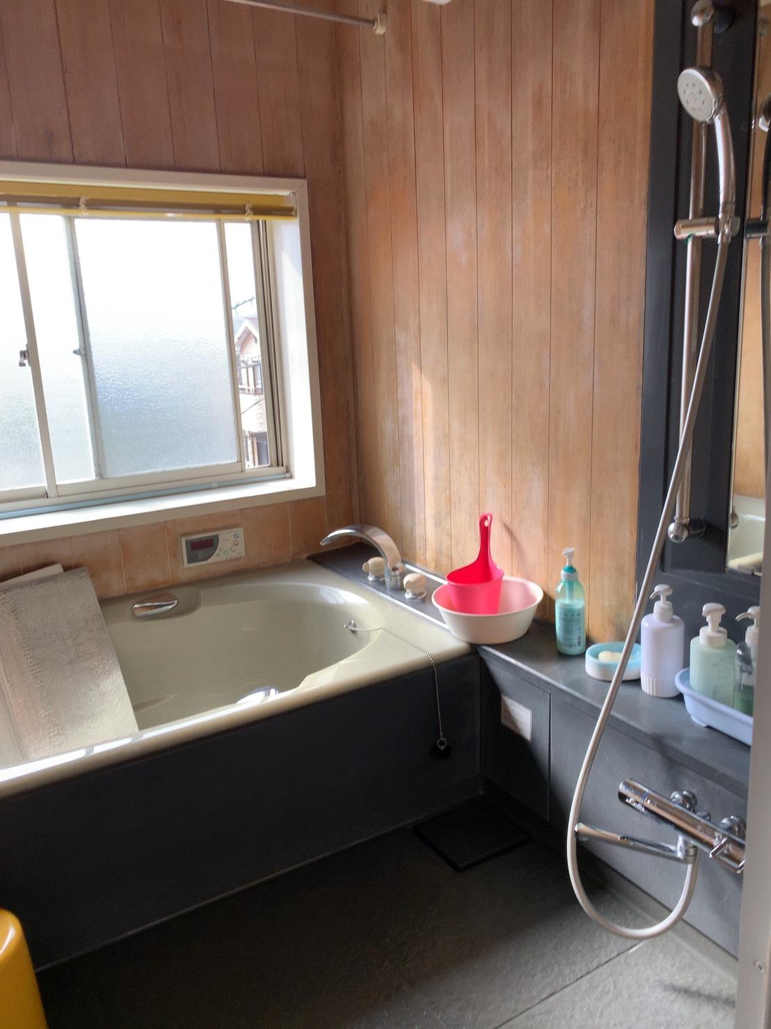 静岡市T様邸 お風呂リフォーム 施工Before写真