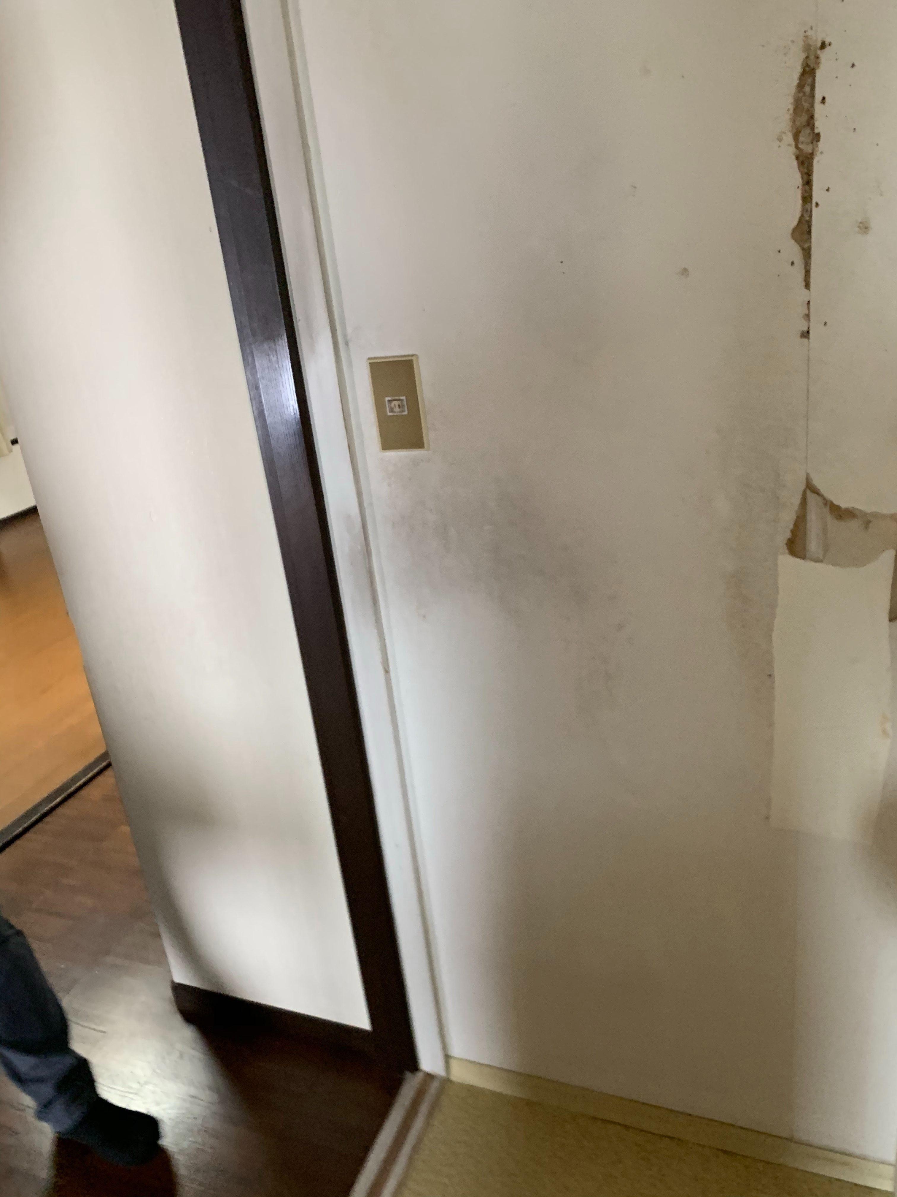 中古住宅改修工事  現場調査のご依頼