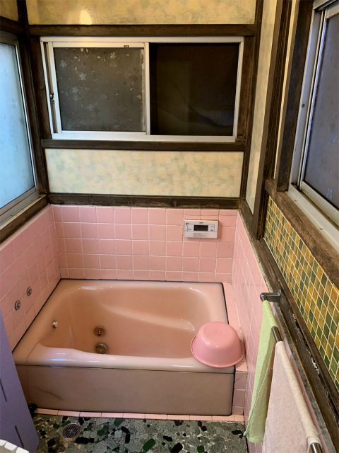 浴室工事 現地調査のご依頼