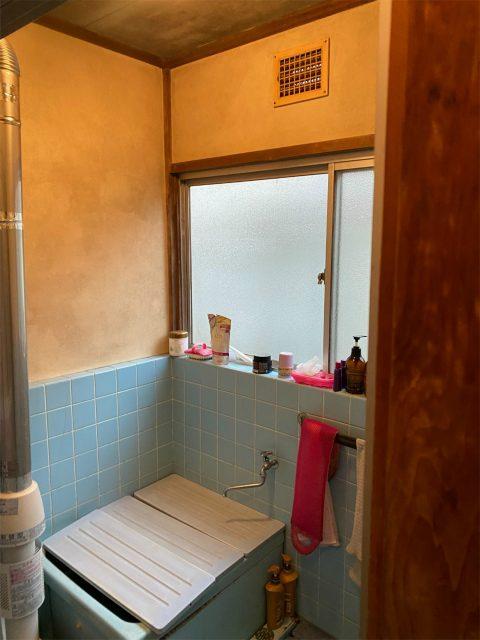 お風呂リフォーム浴室工事 現場調査のご依頼
