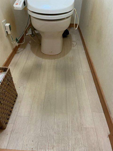 トイレ・洗面所リフォーム 現場調査のご依頼