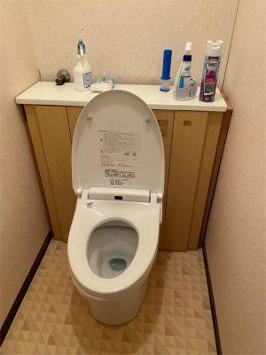 トイレ工事 現場調査のご依頼