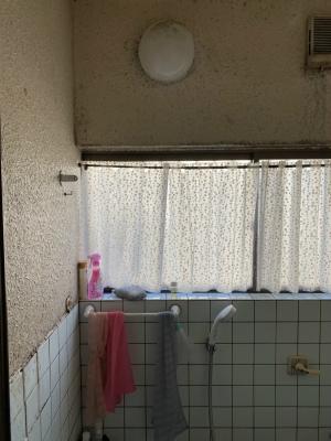 静岡市A様邸 浴室工事 施工Before写真