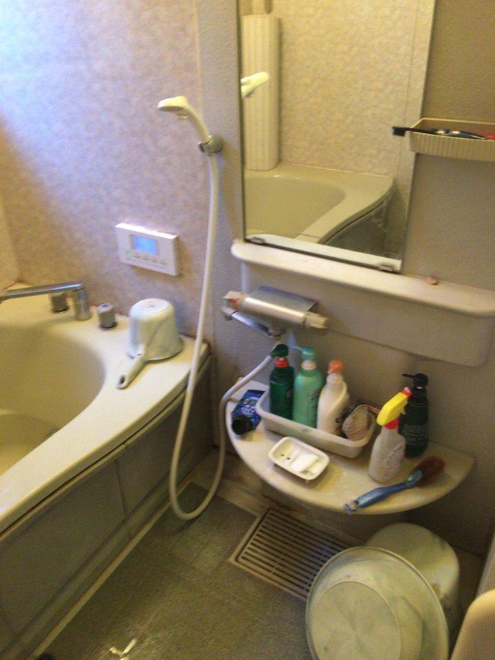 静岡市K様邸 お風呂リフォーム