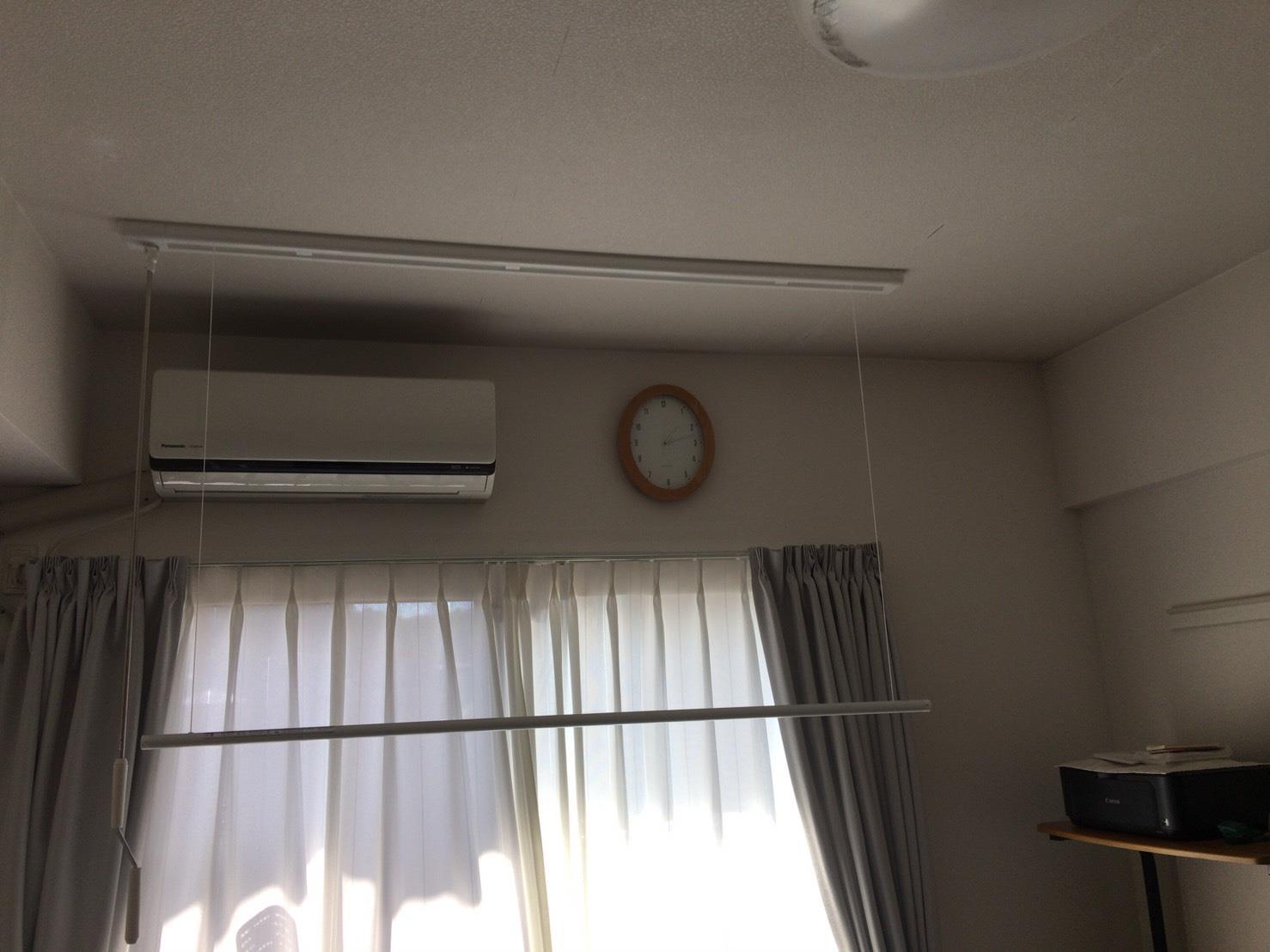 静岡市S様邸 ホスクリーン工事