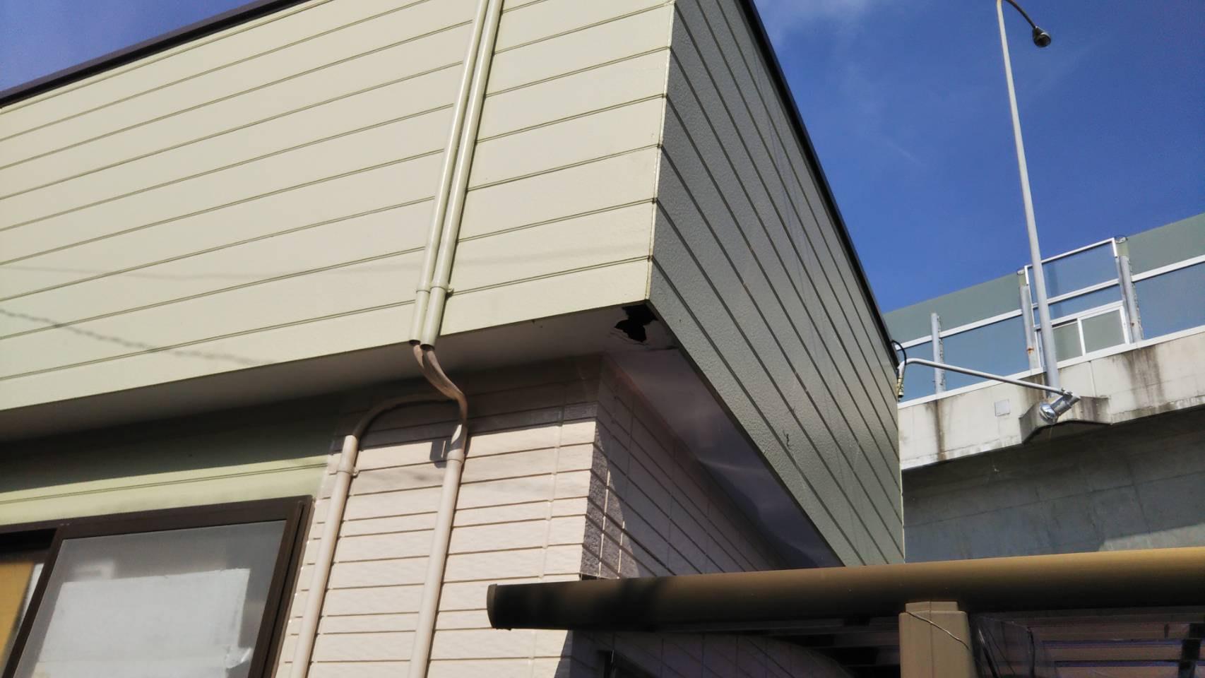 外壁塗装・電気工事他 現地調査のご依頼