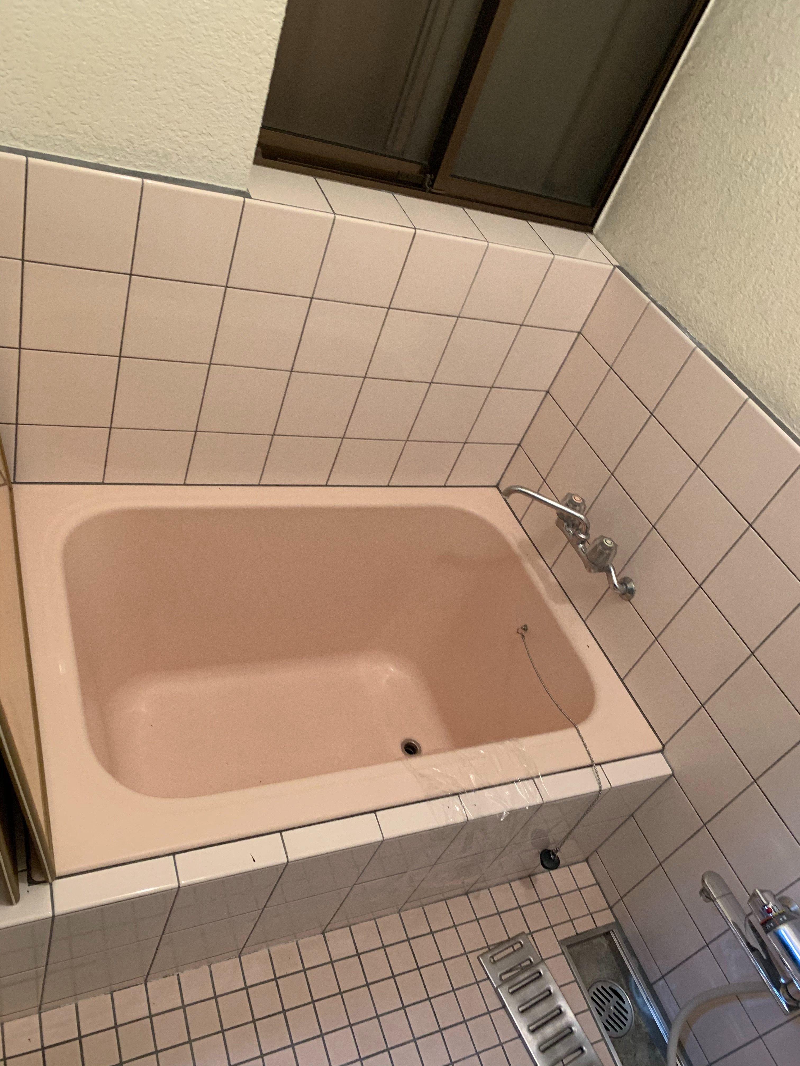 静岡市にてお風呂リフォーム現場調査のご依頼