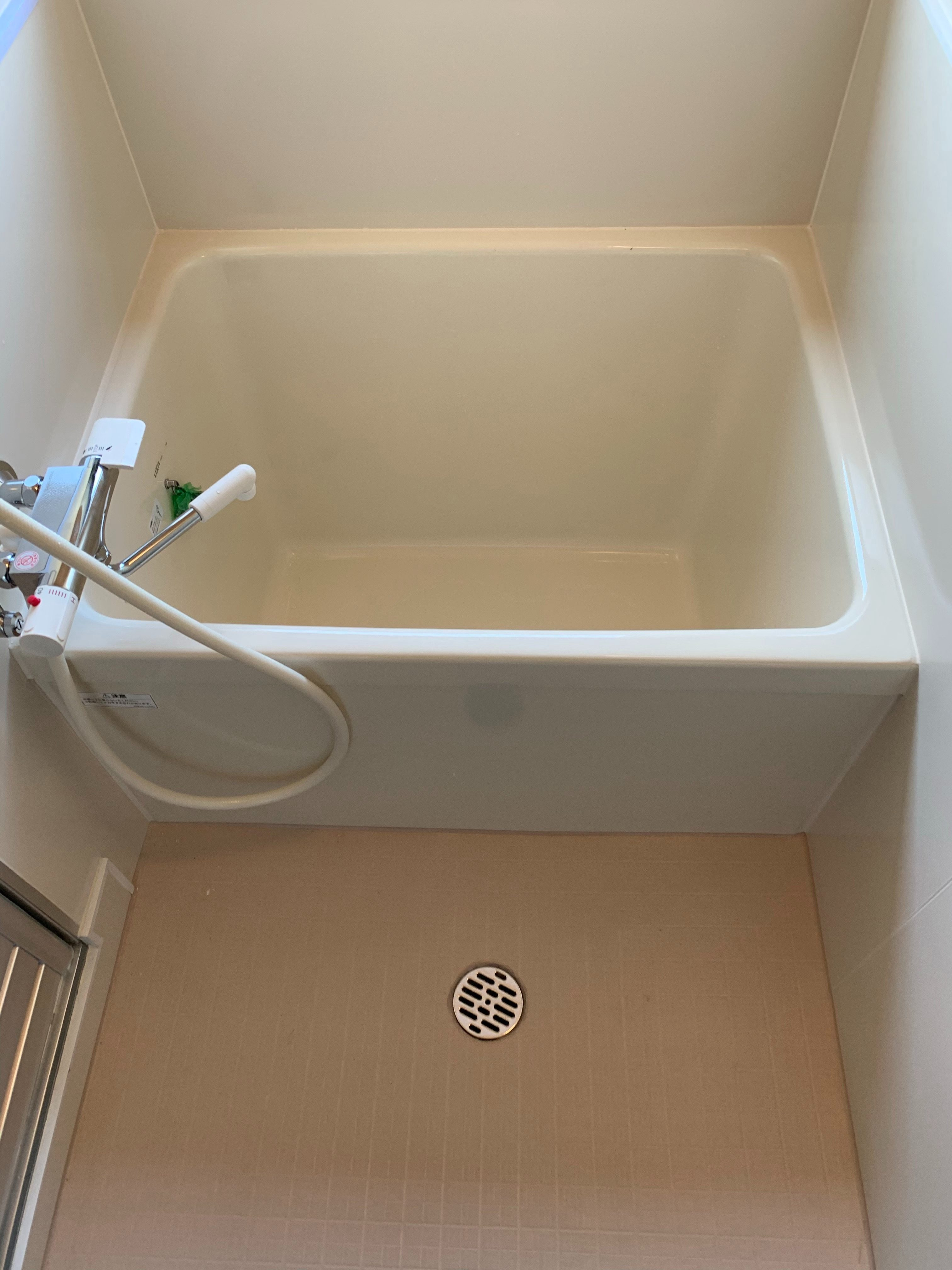 静岡市にて浴室工事完了