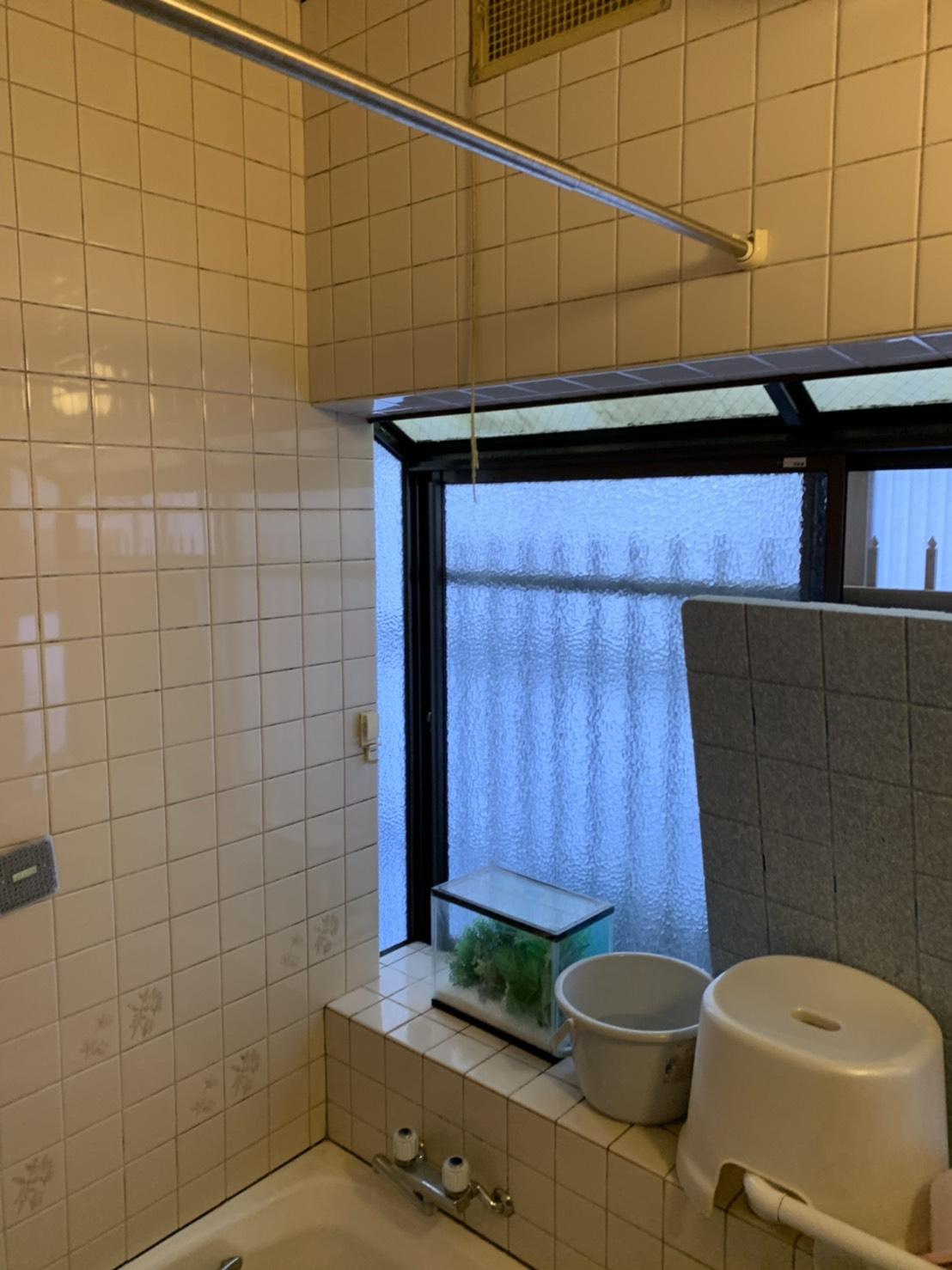 静岡市にて浴室工事現地調査のご依頼