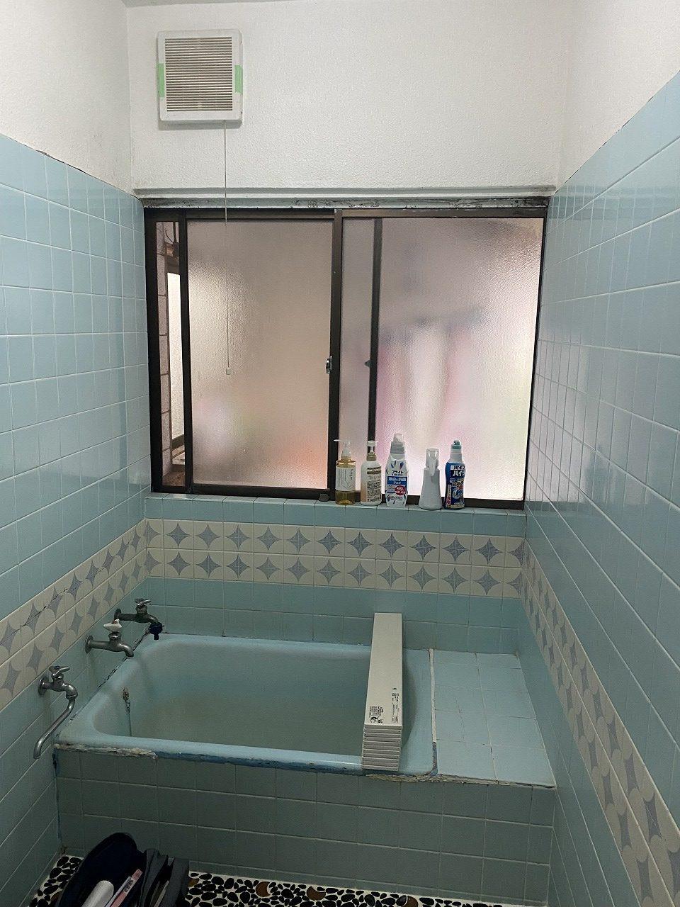 浴槽入れ替え工事 現場調査のご依頼