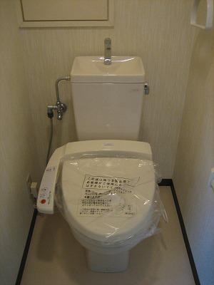 静岡市H様邸 トイレリフォーム 施工後写真